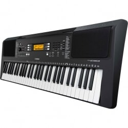 YAMAHA PSR-E363 keyboard do nauki
