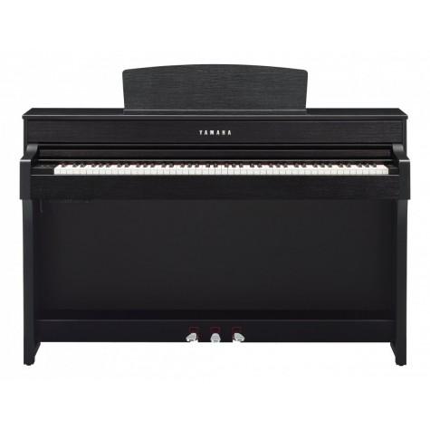YAMAHA CLP-645B czarne pianino cyfrowe