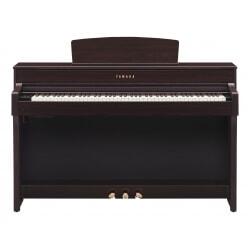 YAMAHA CLP-645R brązowe pianino cyfrowe