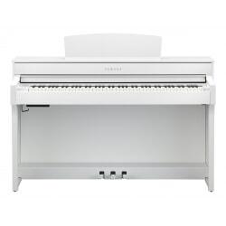 YAMAHA CLP-645WH białe pianino cyfrowe
