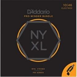 D'ADDARIO NYXL1046-PW struny + korbka wielofunkcyjna