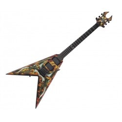 B.C. RICH KERRY KING GENERATION 2 FLAME (KKVFG2)