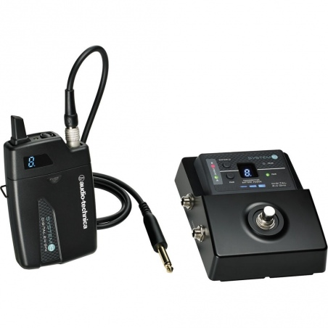 AUDIO-TECHNICA ATW-1501 SYSTEM BEZPRZEWODOWY - OUTLET