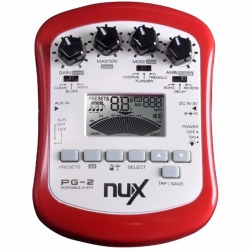 NUX PG-2 PORTABLE GUITAR...