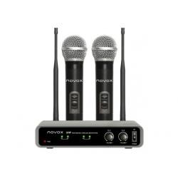 NOVOX FREE H2 mikrofony...