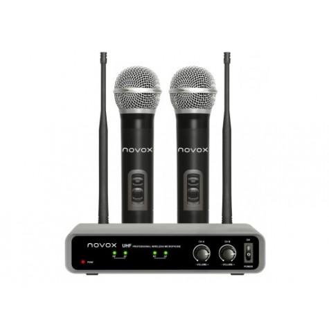 NOVOX FREE H2 mikrofony bezprzewodowe