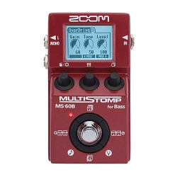 ZOOM MS-60B multiefekt...