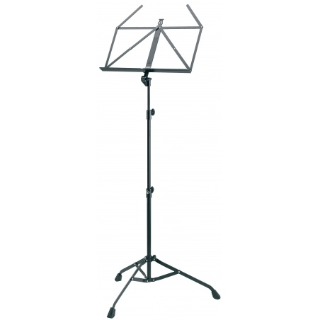 K&M 10700-000-55 MUSIC STAND BLK