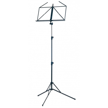 K&M 10050-000-55 MUSIC STAND BLK