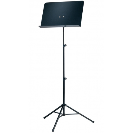 K&M 10068-000-55 MUSIC STAND BLK