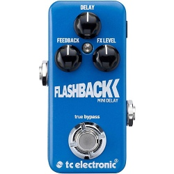 TC ELECTRONIC FLASHBACK...