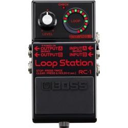 BOSS RC-1-BK LOOPER