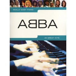 PWM. ABBA. REALLY EASY PIANO