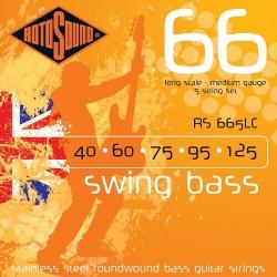 ROTOSOUND SWING BASS 66...