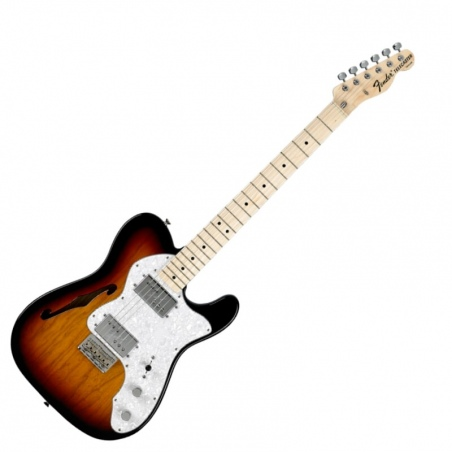 FENDER 72 TELECASTER THINLINE 3TS - outlet