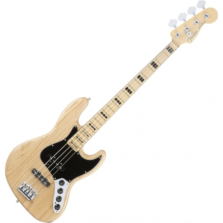 FENDER LTD 70S JAZZ BASS MN NAT LIMITED EDITION