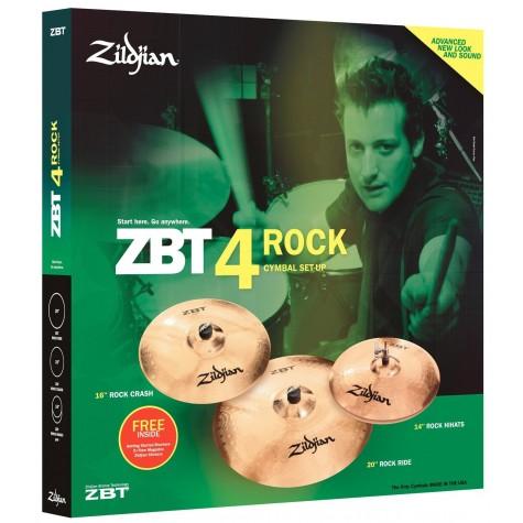 ZILDJIAN ZBT ROCK PACK PROMO