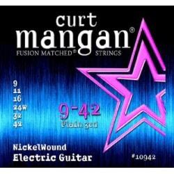 CURT MANGAN 9-42 NICKEL...