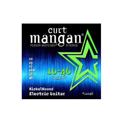 CURT MANGAN 10-46 NICKEL WOUND 11046