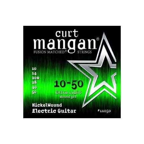 CURT MANGAN 10-50 NICKEL WOUND 11050