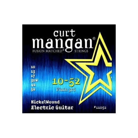CURT MANGAN 10-52 NICKEL WOUND 11052