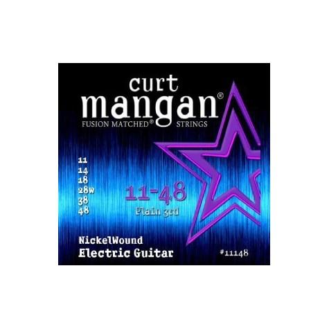 CURT MANGAN 11-48 NICKEL WOUND 11148