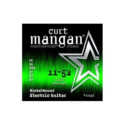 CURT MANGAN 11-52 NICKEL WOUND 11152
