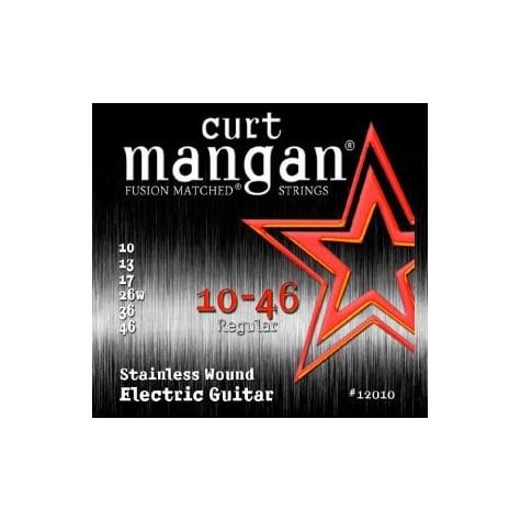 CURT MANGAN 10-46 STAINLESS STEEL 12010