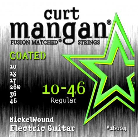 CURT MANGAN 10-46 NICKEL WOUND COATED 16004