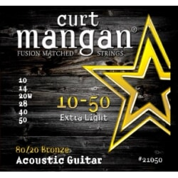 CURT MANGAN 10-50 80/20 Bronze Extra Light