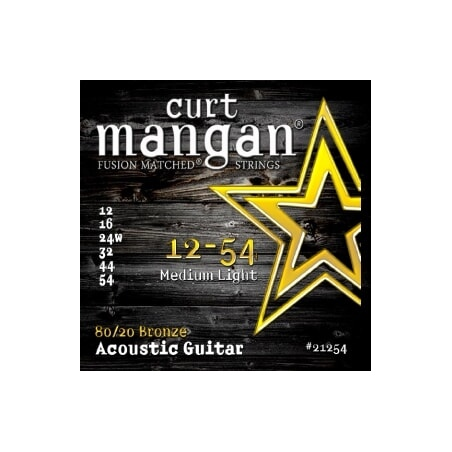 CURT MANGAN 12-54 80/20 BRONZE MED LIGHT 21254