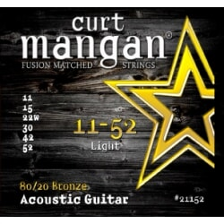 CURT MANGAN 11-52 80/20 Bronze Light