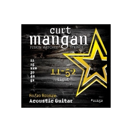 CURT MANGAN 11-52 80/20 BRONZE LIGHT 21152