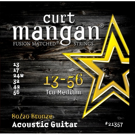 CURT MANGAN 13-56 80/20 BRONZE MEDIUM 21356