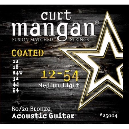 CURT MANGAN 12-54 80/20 BRONZE COATED 25004