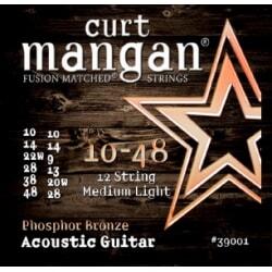 CURT MANGAN 10-48 Phosphor Bronze 12-Str