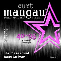 CURT MANGAN 40-95 Stainless Steel Wound