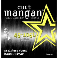 CURT MANGAN 45-105 Extra Long Stainless