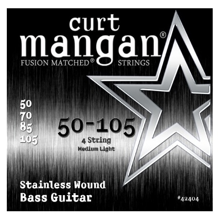 CURT MANGAN 50-105 STAINLESS STEEL WOUND 42404