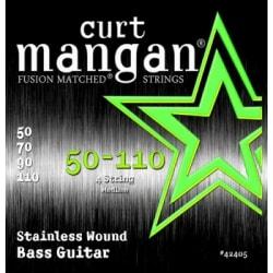CURT MANGAN 50-110 Stainless Wound Bass 4-strings