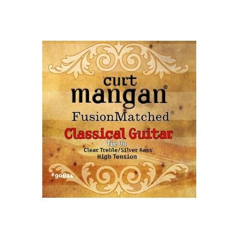 CURT MANGAN CLASSIC HIGH TENSION STRUNY GITARA KLASYCZNA 90611