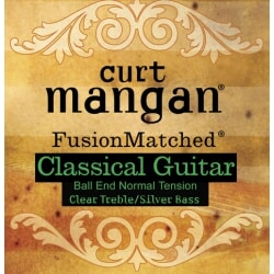 CURT MANGAN Ball End Normal Tension Classic Set