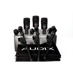 AUDIX D2 TRIO Zestaw 3-ch...