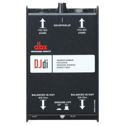 DBX-DJDi DI-BOX PASYWNY