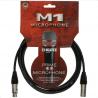 KLOTZ M1K1FM1500 kabel mikrofonowy 15M