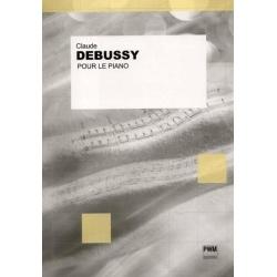 PWM. C. DEBUSSY. POUR LE PIANO