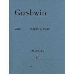 PWM. G. GERSHWIN. PRELUDIA...