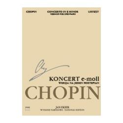 PWM CHOPIN KONC. EMOLL OP11...