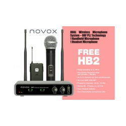 NOVOX FREE HB2 ZESTAW...