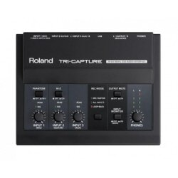 ROLAND UA-33 TRI-CAPTURE USB